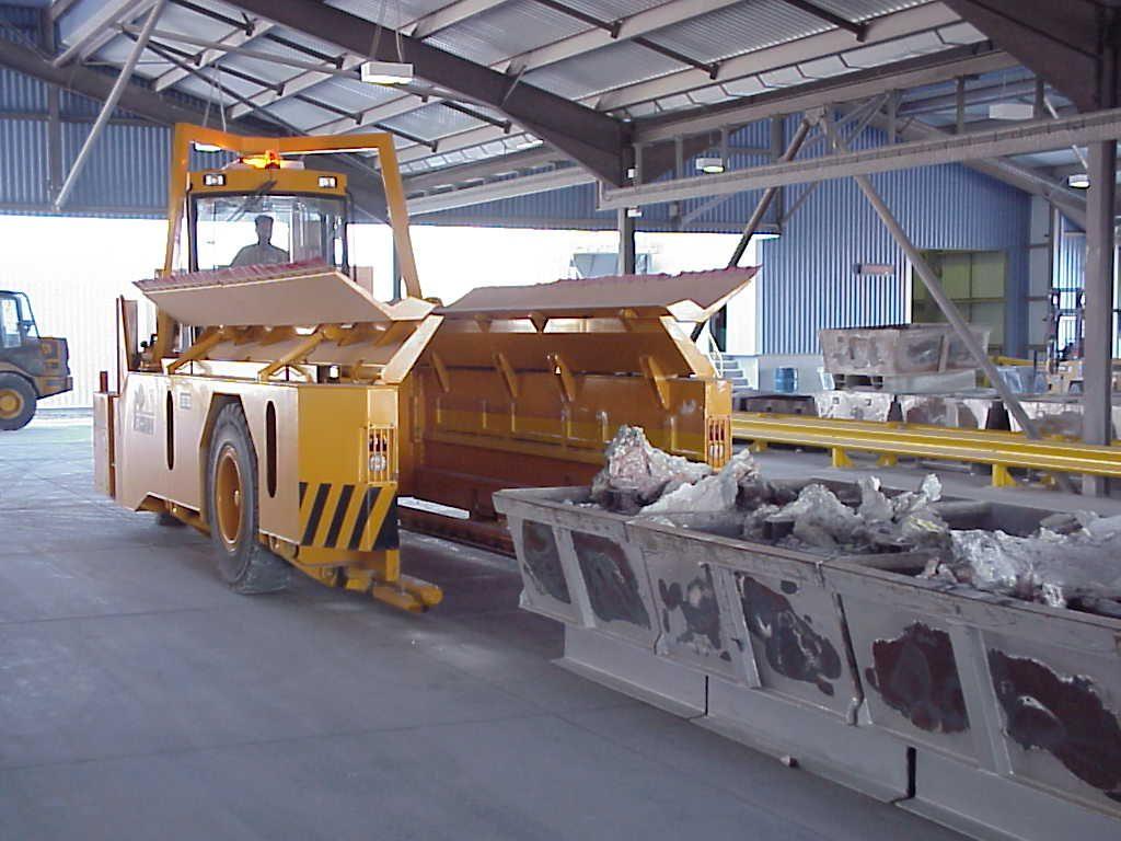 Easy Truck Pallet Transporter